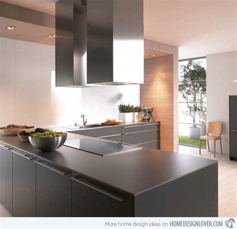 matte black kitchen cabinets 15 awesome black kitchen designs home design lover