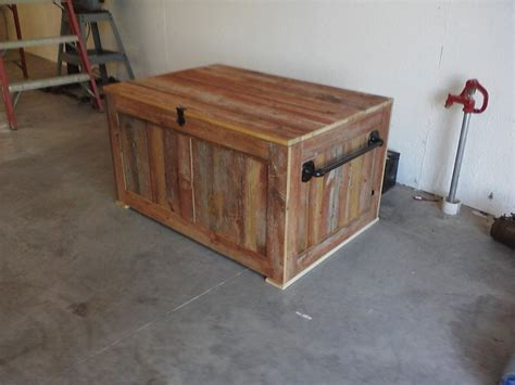 barn box woodworking plans barn wood tack box by woodsmith1 lumberjocks