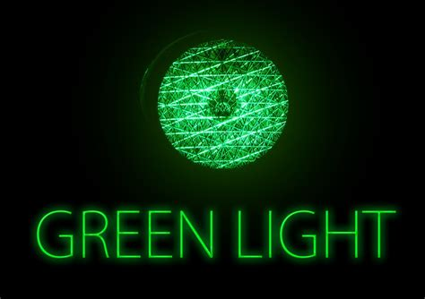 free illustration traffic lights green light free