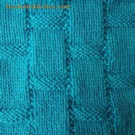 how to knit and purl in the same row textured knit stitches