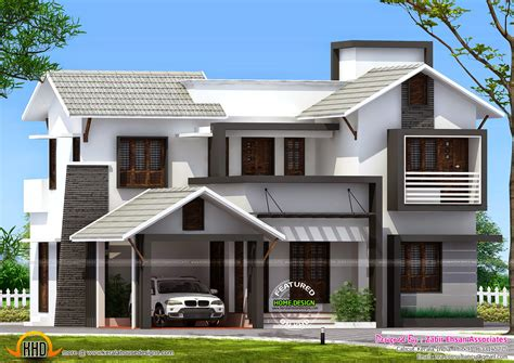 paint colors for home exterior in kerala apartment style amazing modern level house designs with