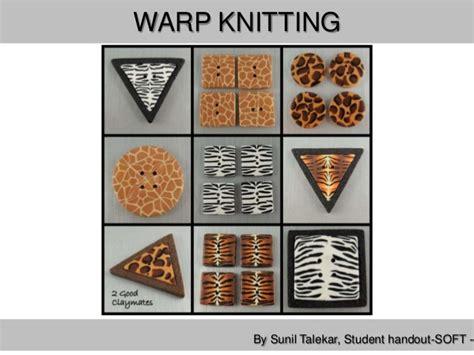 warp knitting warp knitting