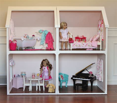 18 inch doll house plans free woodworking dollhouse plans for 18 inch dolls plans pdf