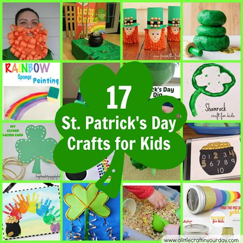 17 St S Day Crafts For A Craft In