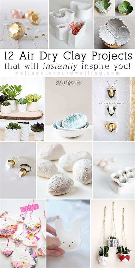 how to make clay for crafts 12 air clay projects that will instantly inspire you