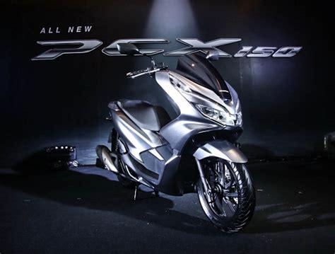 Pcx 2018 Perbedaan Abs Dan Cbs by Ini Lho Perbedaan New Honda Pcx 150 Esp My 2018 Versi