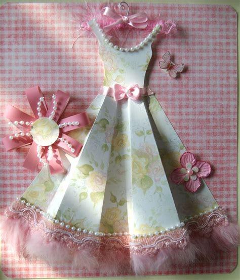 paper dress craft pretty paper dress paper crafts