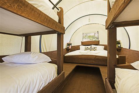 stay at capitol reef national park in style conestoga wagons