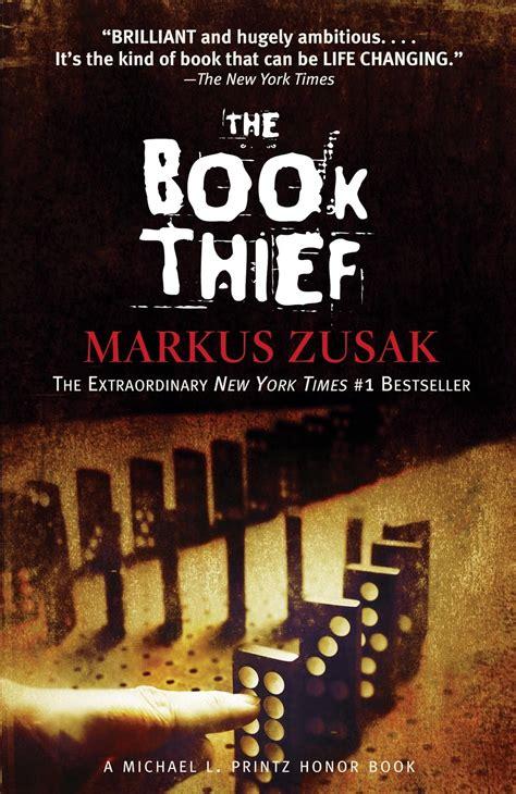 I Live Literary Review The Book Thief