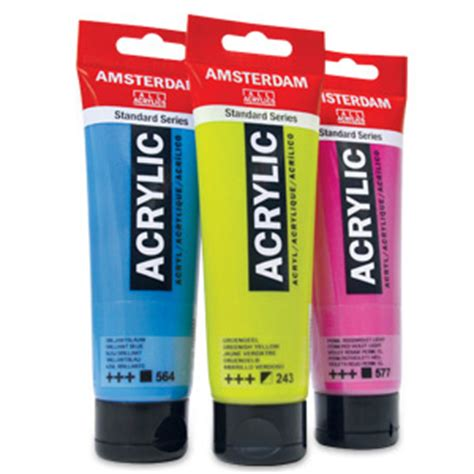 acrylic paint for amsterdam standard acrylic paint 120ml