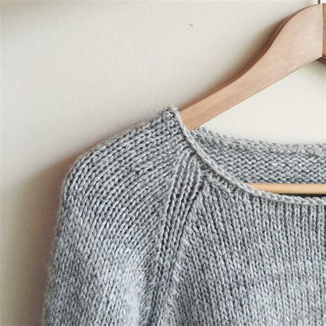 knit up how to knit a simple neckline the craft sessions
