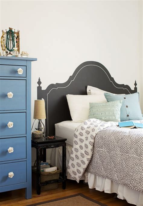 chalk paint headboard ideas 17 best images about ideas for colour blocking on