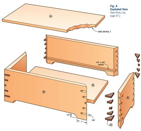 how to make a wooden jewelry box best 25 jewelry box plans ideas on wooden box