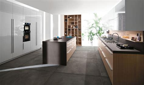 concrete kitchen design concrete floor kitchen interior design ideas