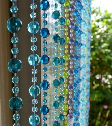 how to make beaded curtains beaded curtains diy