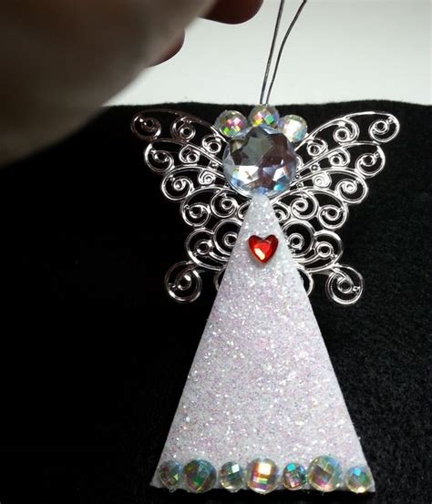 easy ornament crafts for diy easy and gorgeous personalized ornaments