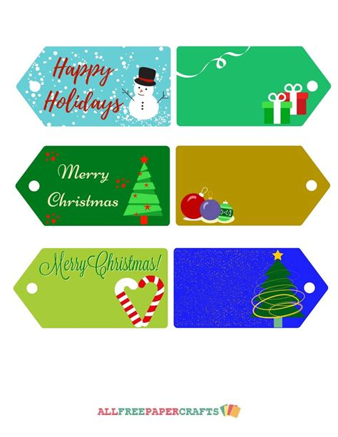all free paper crafts joyful printable tags allfreepapercrafts