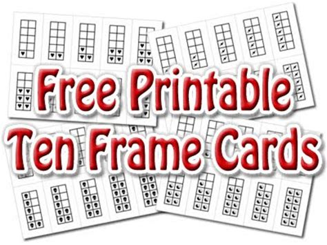make ten card spinner s end primary at the linton academy printable