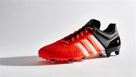 prime knits adidas ace15 primeknit quot solar orange quot football boots