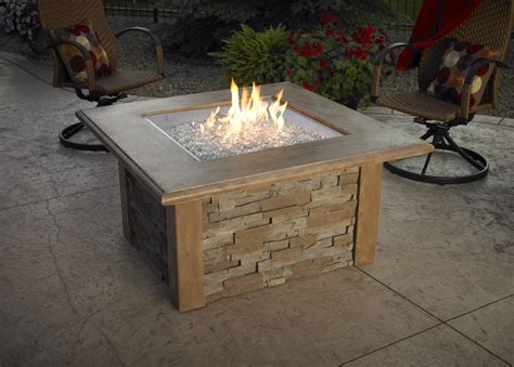 gas outdoor fireplaces pits it s gas pit time official outdoor living