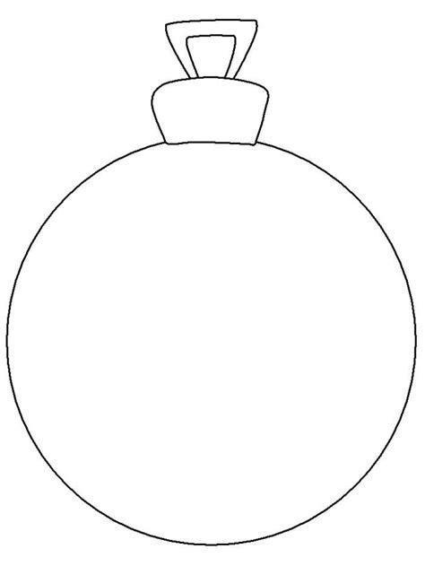 tree ornaments templates palline di natale da colorare con i bambini foto 21 27