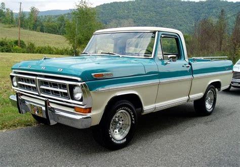 1971 ford f100 maintenance restoration of vintage
