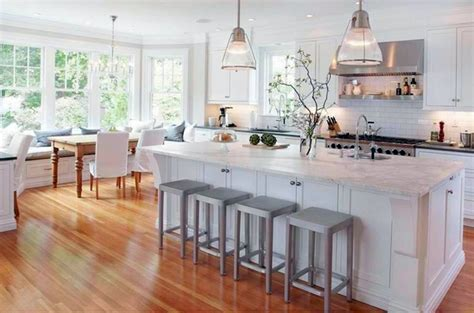 Cool Barn Designs traditional white country kitchen 15 cool interior