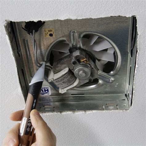 how to install a bathroom fan with a light install a bathroom exhaust fan