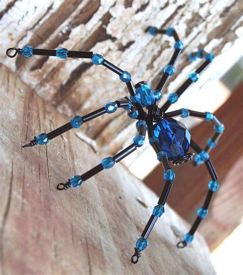 beaded spider craft ideas beaded spiders make handmade