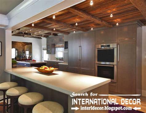 ceiling ideas for kitchen largest album of modern kitchen ceiling designs ideas