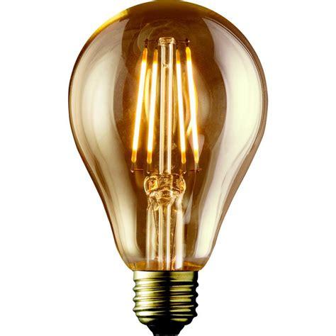 led light bulbs for the home archipelago 40w equivalent warm white a19 lens