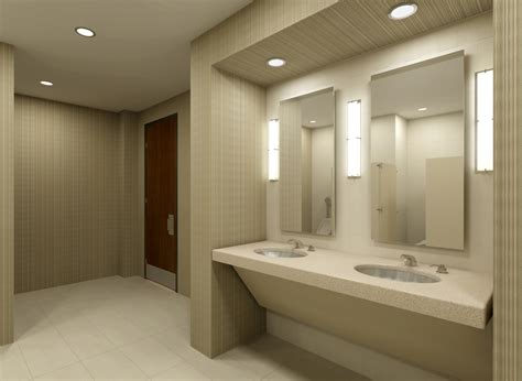 commercial bathroom lighting commercial bathrooms design commercial bathroom 3d set