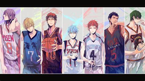 kuroko s basketball kuroko basketball wallpaper wallpapersafari