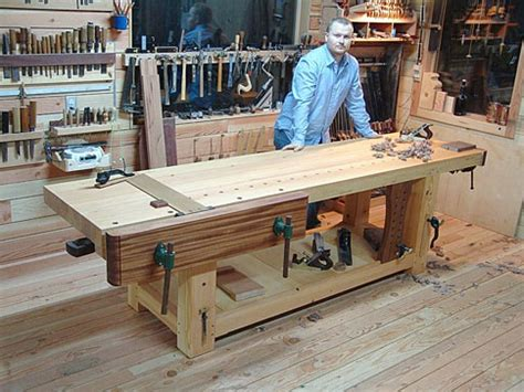 history of woodwork oliver s workbench and shop popular woodworking