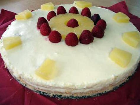 recette de dessert frais 224 l ananas facile bolo fresco d ananas