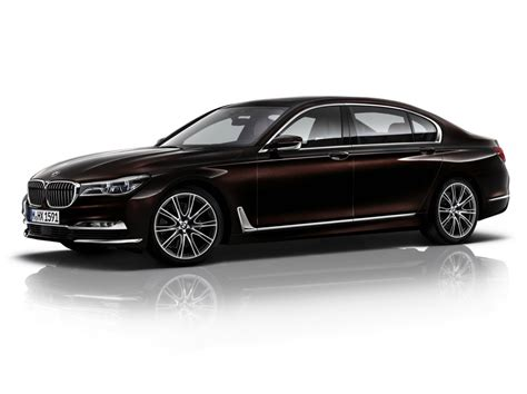 Bmw 7 Series by 2016 Bmw 7 Series Drive