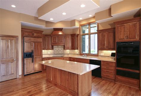 Colors For Kitchen Walls With Oak Cabinets 49 contemporary high end natural wood kitchen designs