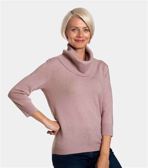 sweaters for womens chalky pink 20 80 merino womens