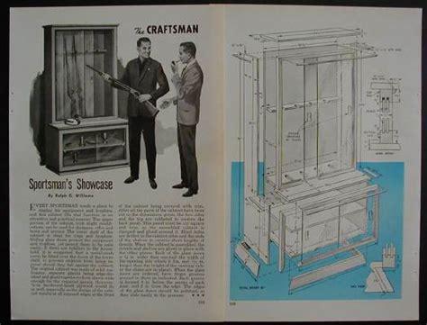 trophy woodworking plans woodwork trophy cabinets plans pdf plans