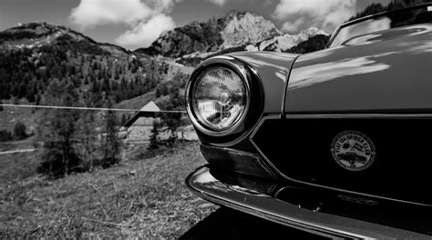 Car Wallpaper Black And White by Free Images Black And White Wheel Auto Contrast