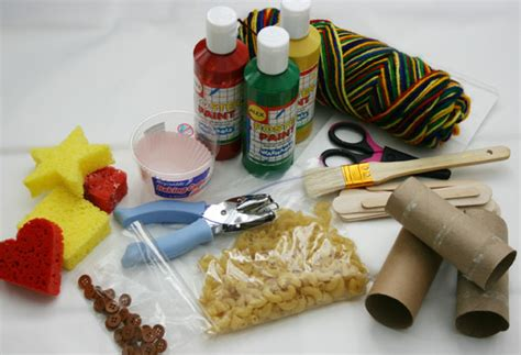 craft things for essential craft supplies to keep in the house