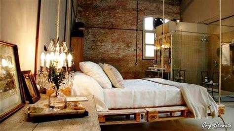 swinging bed frame diy pallet swing bed