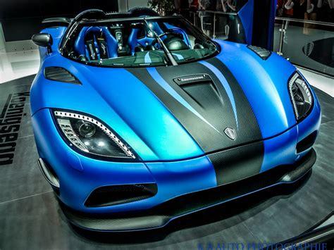Car Wallpapers 1080p 2048x1536 Resolution by Agera Koenigsegg Supercar Supercars Bleu Blue Wallpaper