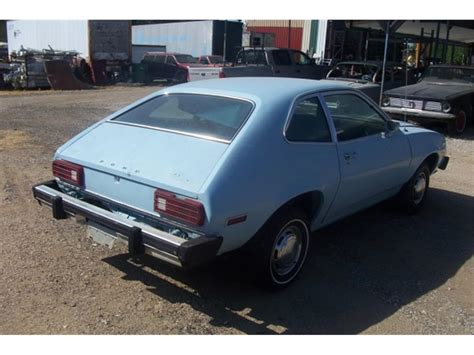 Ford Pinto For Sale by 1979 Ford Pinto For Sale Classiccars Cc 889137