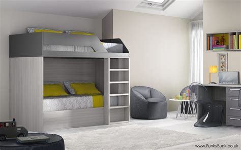 storage bunk beds for storage bunk bed image 11