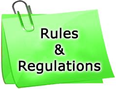and regulations and regulations greenland academy