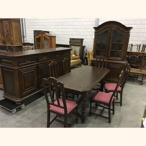 solid wood dining room sets a solid wood dining room furniture sets mix 1m3 a exports