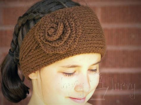 how to knit a simple headband ridiculously simple knit and crochet headband crocheted