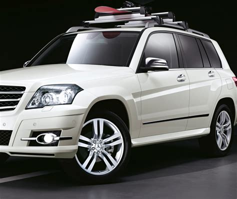 Mercedes Accesories by Mercedes Presents New Glk Accessories Autoevolution