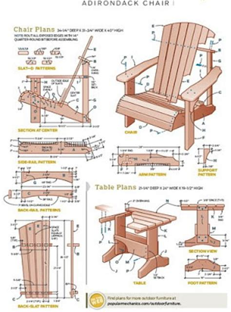 woodworking plans adirondack chair woodworking books magazines 4 woodworking plans